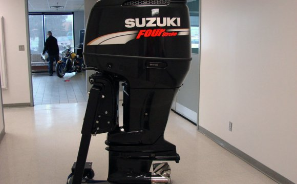 200hp Four Stroke outboard