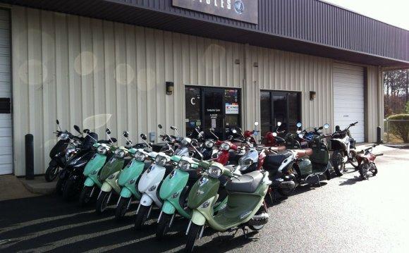 751 Motorsports - Motorcycle