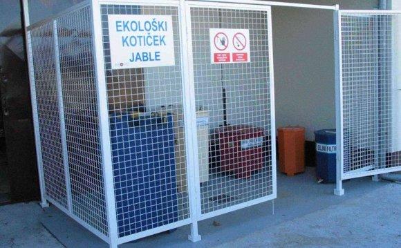 Up-todate ecological corner