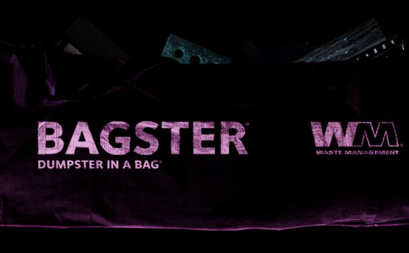 Bagster Giveaway