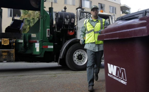 Bins for Waste Management