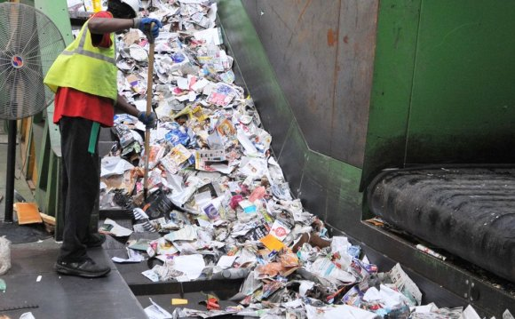 Brevard County recycling rate
