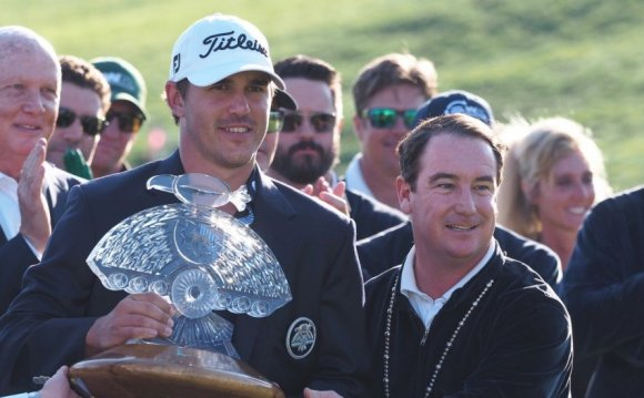 Brooks Koepka held off Martin