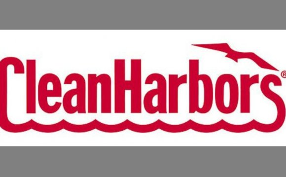 Clean Harbors breaking ground