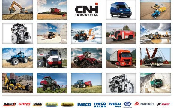 CNH Industrial N.V. photo of: