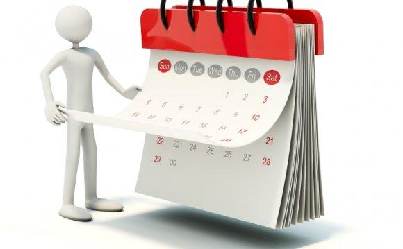 Holiday/Event Calendar