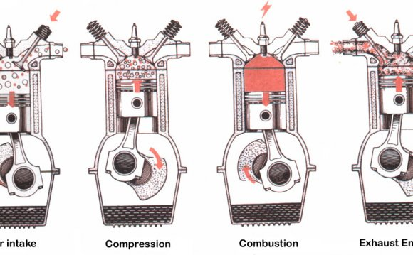 Four-stroke internal