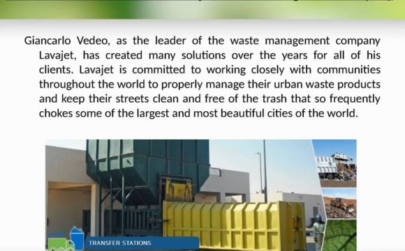 Waste Management Treatment