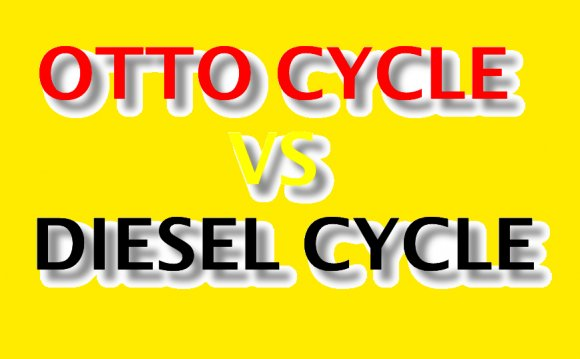 Difference Between Otto Cycle
