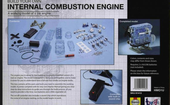 Ferguson; Internal Combustion