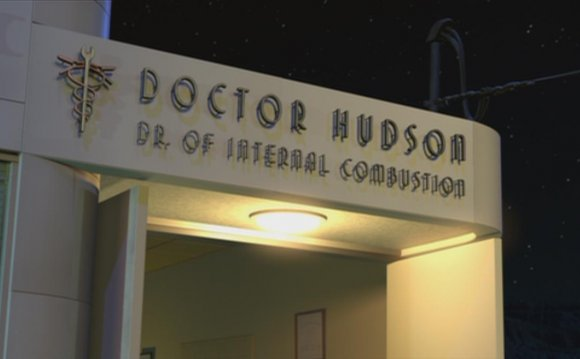 Doctor Hudson: Dr. of Internal