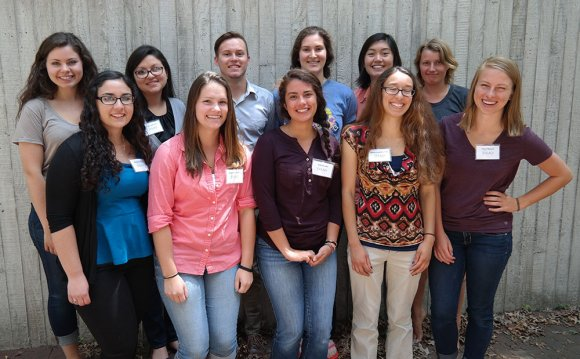 2015 JISAO Summer Interns