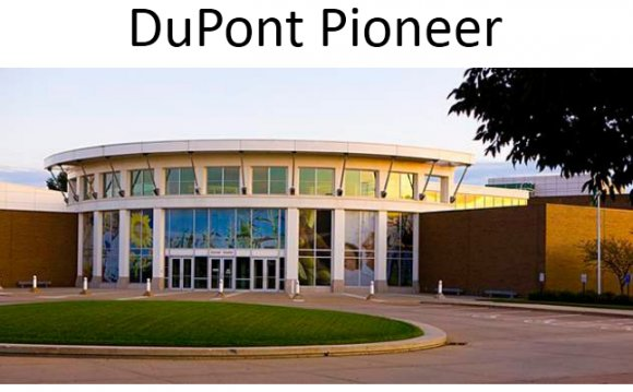 Iowa State to DuPont Pioneer