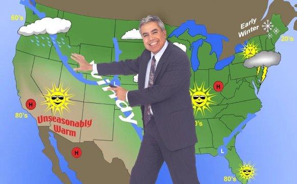1. Meteorologist