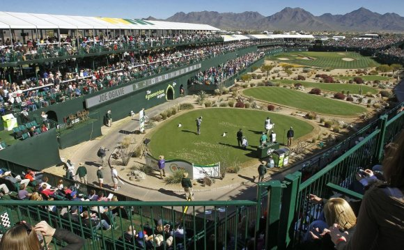 Phoenix Open: Fun things at