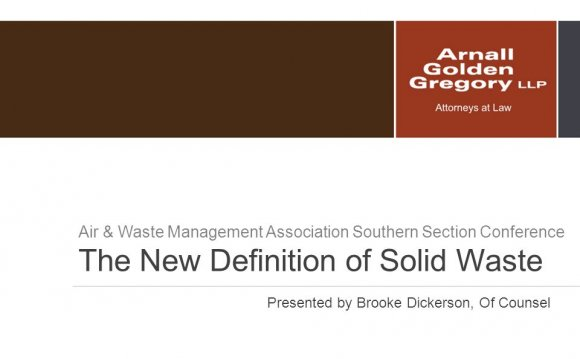 Air & Waste Management
