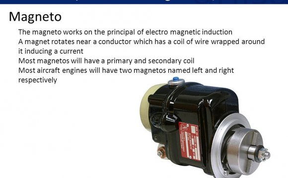 Ignition system Magneto
