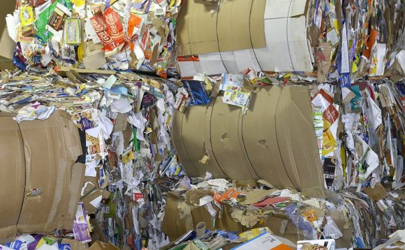 Recycling rate low in Clark