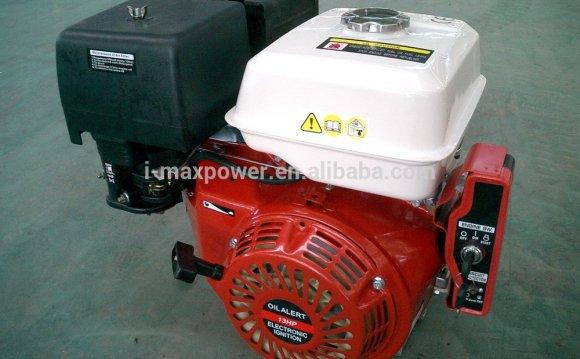 Small 4 stroke gasoline engine