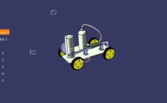 Steam engine - Thermodynamics