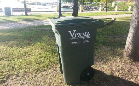 V.I. Waste Management Reduces