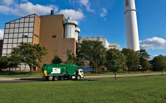 Houston-based Waste Management