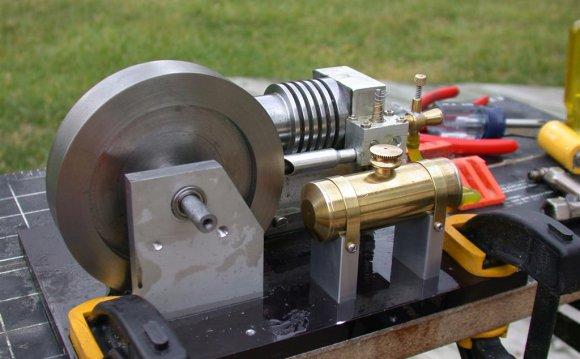 Webster-4-stroke-engine