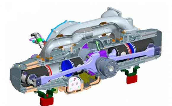 What is internal combustion engine?