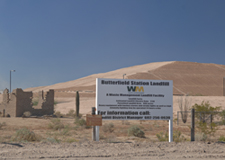 Butterfield Station Landfill