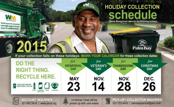 Palm Bay Waste Management