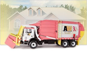 Contact Arwood Waste Management Company of Springfield, IL