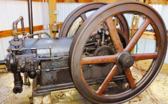 Combustion engine History