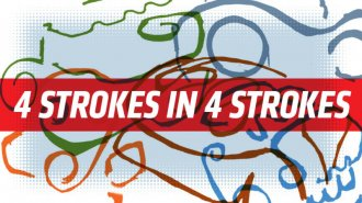 Four Strokes In Four Strokes: A Contest!