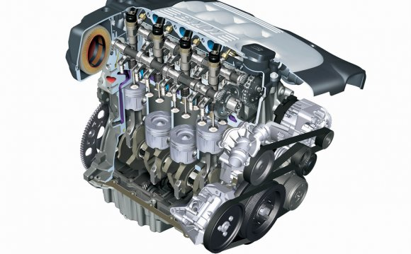 Diesel internal combustion engine