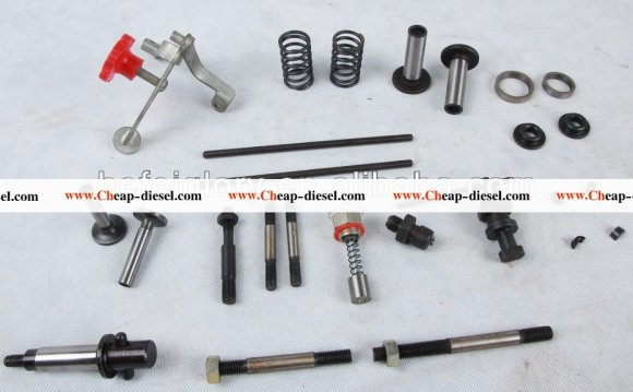 Four stroke diesel engine parts