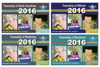 image of township calendars
