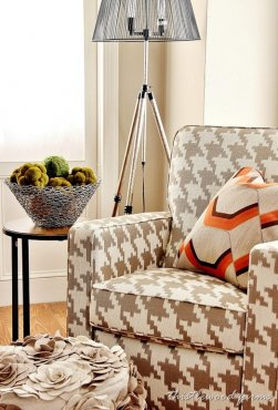 living-room-design-ideas-houndstooth-chair