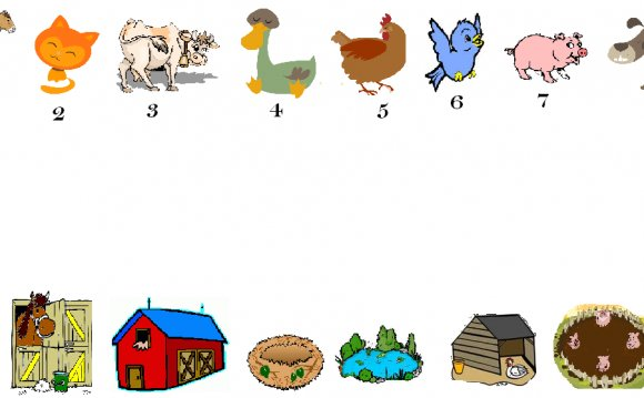 Farm animals and their products