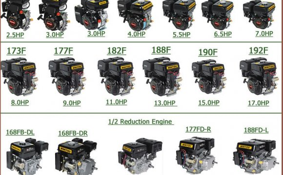 4-stroke petrol engine