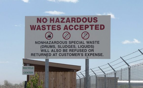Waste Management Reno Nevada