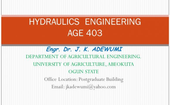 Agricultural Engineering University