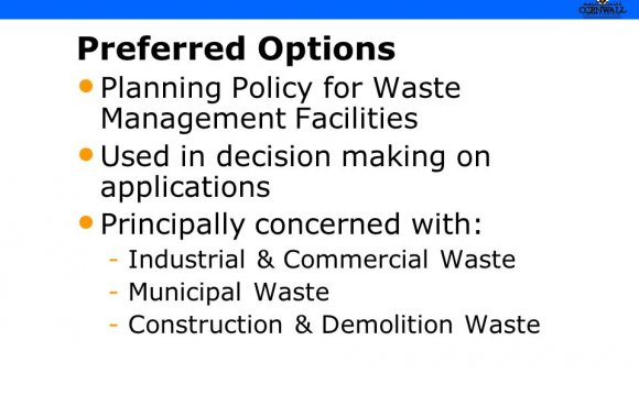 Waste Management Osceola WI