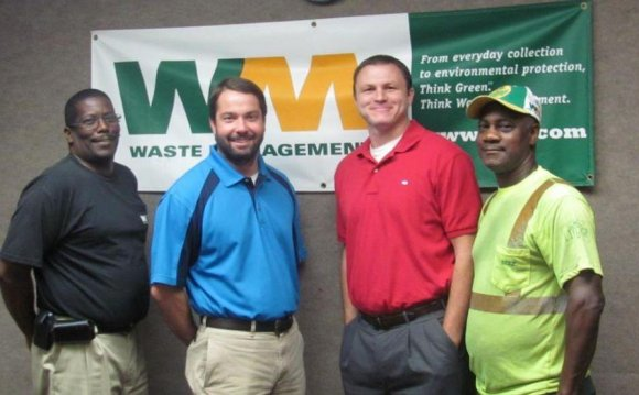 Waste Management Nashville TN