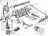 Engine internal parts