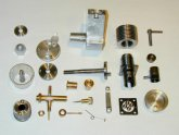 Homemade internal combustion engine