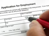 Waste Management Employment application