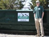 Waste Management rental a Dumpster