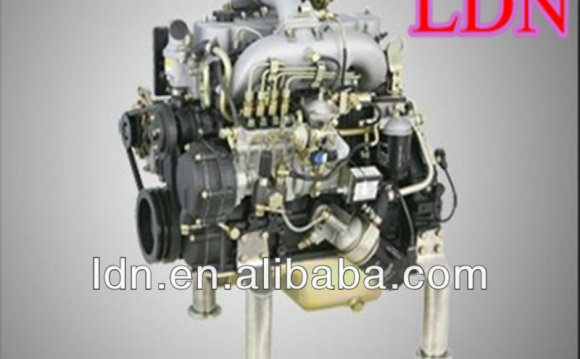 4 stroke diesel engine animation