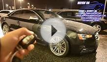 2014 Audi S5 Remote Start via Factory FOB