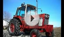 1980 IHC 986 Tractor with 3100 Hours on Ontario Farm Auction